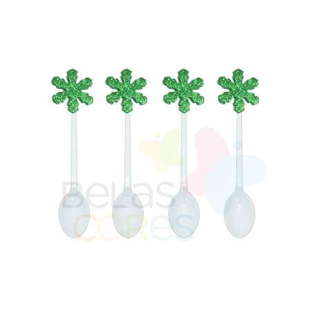 colherzinha-acrilica-branca-aplique-gelo-verde-escuro-tamanho-p-50-unidades
