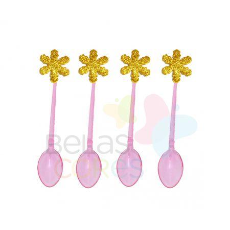 colherzinha-acrilica-rosa-aplique-gelo-ouro-tamanho-p-50-unidades