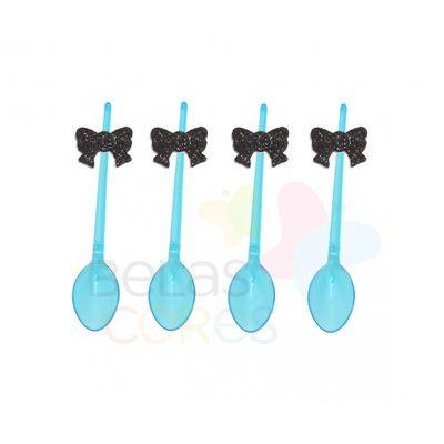 colherzinha-acrilica-azul-aplique-laco-preto-tamanho-p-50-unidades