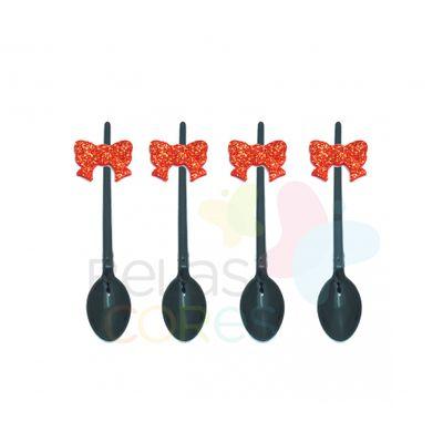 colherzinha-acrilica-preta-aplique-laco-vermelho-tamanho-p-50-unidades