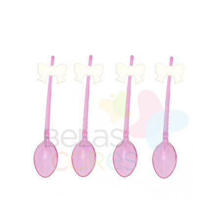 colherzinha-acrilica-rosa-aplique-laco-branco-tamanho-p-50-unidades