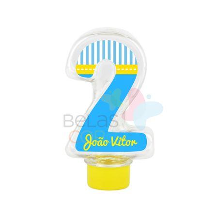 tubete-numero2-personalizado
