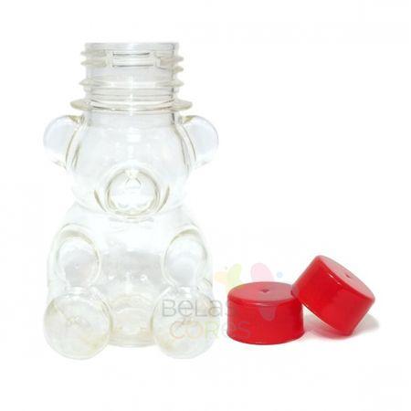 tubete-baleiro-pet-ursinho-80ml-tampa-vermelha-10-unidades
